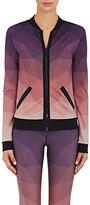 Ultracor Women's Geometric-Prism-Print Tech-Jersey Jacket