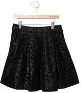 Imoga Girls' Jacquard Skirt w/ Tags