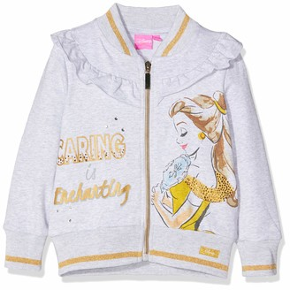 Disney Girl's RH1406 Sweatshirt