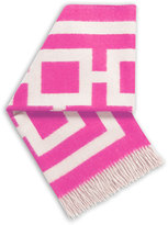 Jonathan Adler Pink Nixon Throw