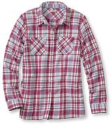 L.L. Bean Women's Freeport Flannel Shirt