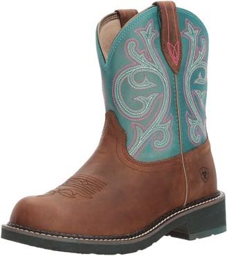 Ariat Women's Fatbaby Heritage Western Boot