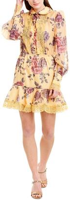 Keepsake Atomic Mini Dress