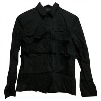 Simone Rocha Black Cotton Top for Women