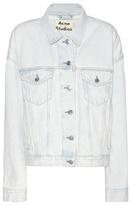 Acne Studios Lab Bleach Denim Jacket