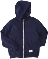 Vans Basic Zip Hoodie III (Kid) - Peacoat-Small