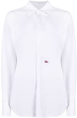 DSQUARED2 Embroidered Detail Shirt