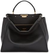 Fendi Black Large Peekaboo Bag