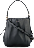 DKNY bucket tote bag