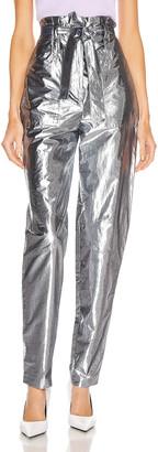 A.L.C. Coburn Pant in Silver Indigo   FWRD