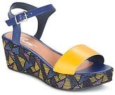 Betty London GERAS Blue / Yellow
