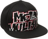 Metal Mulisha Affiliation Flat Bill Flexfit cap LG/XL