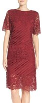 Julia Jordan Women's Lace Sheath Dress