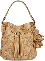 Patricia Nash Laser Lace Otavia Bucket Bag