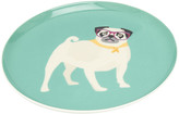 Joules Barking Side Plate - Pug