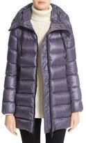 Moncler Women's 'Suyen' Water Resistant Hooded Down Puffer Coat