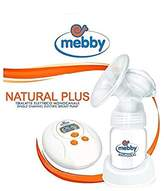 Mebby Natural Plus Electric Monolocal Breast Pump with Container, Bottle, Accessory Bag