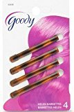 "Goody Classics - Stay Tight Barrette Mock Tort, 2"", Pk of 4 -2 Packs"