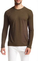 HUGO BOSS Sassari Regular Fit Long Sleeve Tee