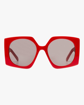 Courreges Rectangle Sunglasses