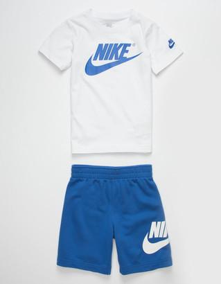 Nike Futura Little Boys T-Shirt and Shorts Set (4-7)