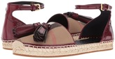 Burberry Abbingdon Women's Flat Shoes