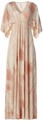 Rachel Pally Women's Jersey Long Caftan Dress