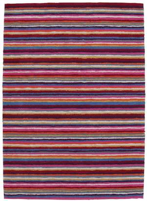 Argos Home Multi-Stripe Rug