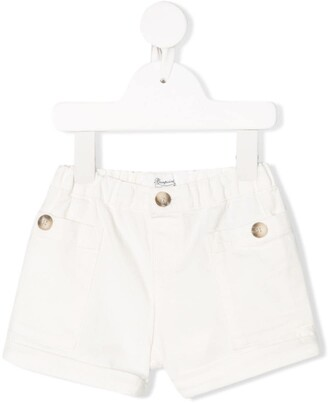 Bonpoint Slim-Fit Chino Shorts