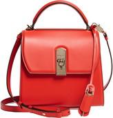Salvatore Ferragamo Medium Leather Top Handle Bag