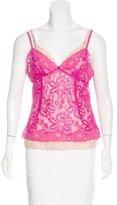 Dolce & Gabbana Lace Layered Camisole