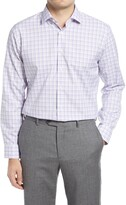 Thumbnail for your product : Nordstrom Traditional Fit Plaid Dress Shirt