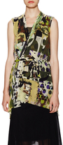 Fuzzi Printed Vest Top