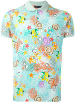 Etro multi printed polo shirt - men - Cotton - S