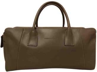Brunello Cucinelli Grey Leather Handbags