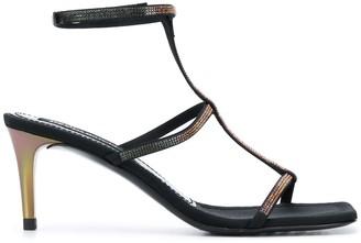 Pedro Garcia Ita embellished sandals