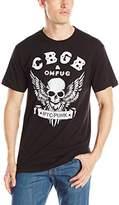 CBGB Men's Nyc Punk T-Shirt