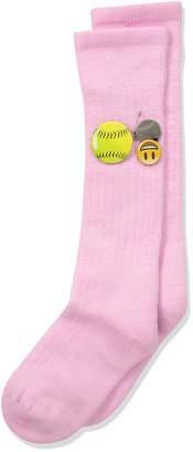 Thorlos Junior's Express Yourself Softball Over The Calf Socks