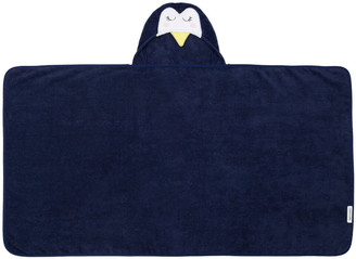 Sunnylife Kids Hooded Bath Towel Penguin