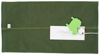 Smalls Merino Women'S 100% Traceable Superfine Merino Snood In Forest Green