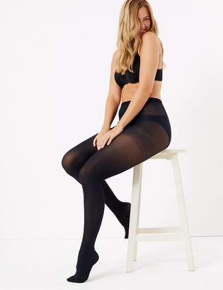 Marks and Spencer 6 Pack 40 Denier Body Sensor Opaque Tights