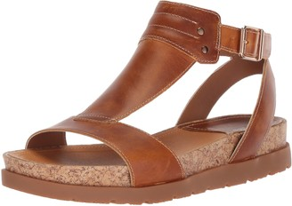 Caterpillar Women's Mystic T Strap Footbed Sandal