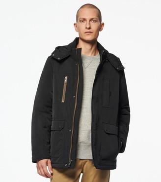 Marc New York   Final Sale Jennings 4 Pocket Jacket With Hood