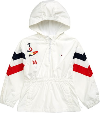 Tommy Hilfiger Sailing Hooded Windbreaker Pullover