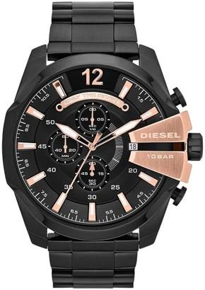 Diesel DZ4309 Mega Chief Watch in Black