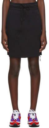 Nike Black NSW Tech Fleece Skirt