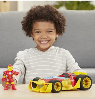Marvel Super Hero Adventures Iron Man Speedster