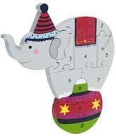 Tree Toys Orange Tree Toys Circus Elephant Number Puzzle