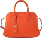 DKNY Bryant Park City Zip satchel bag