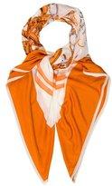 Hermes Brides De Gala Silk Jersey Scarf